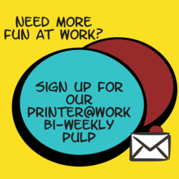 Sign up for Printer@Work