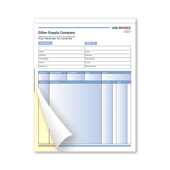 Carbonless Forms (NCR Paper)